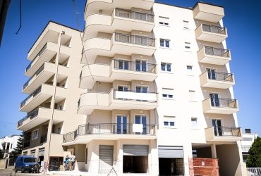 Appartamenti di nuova costruzione di 4 vani + doppi acc. #EP87
