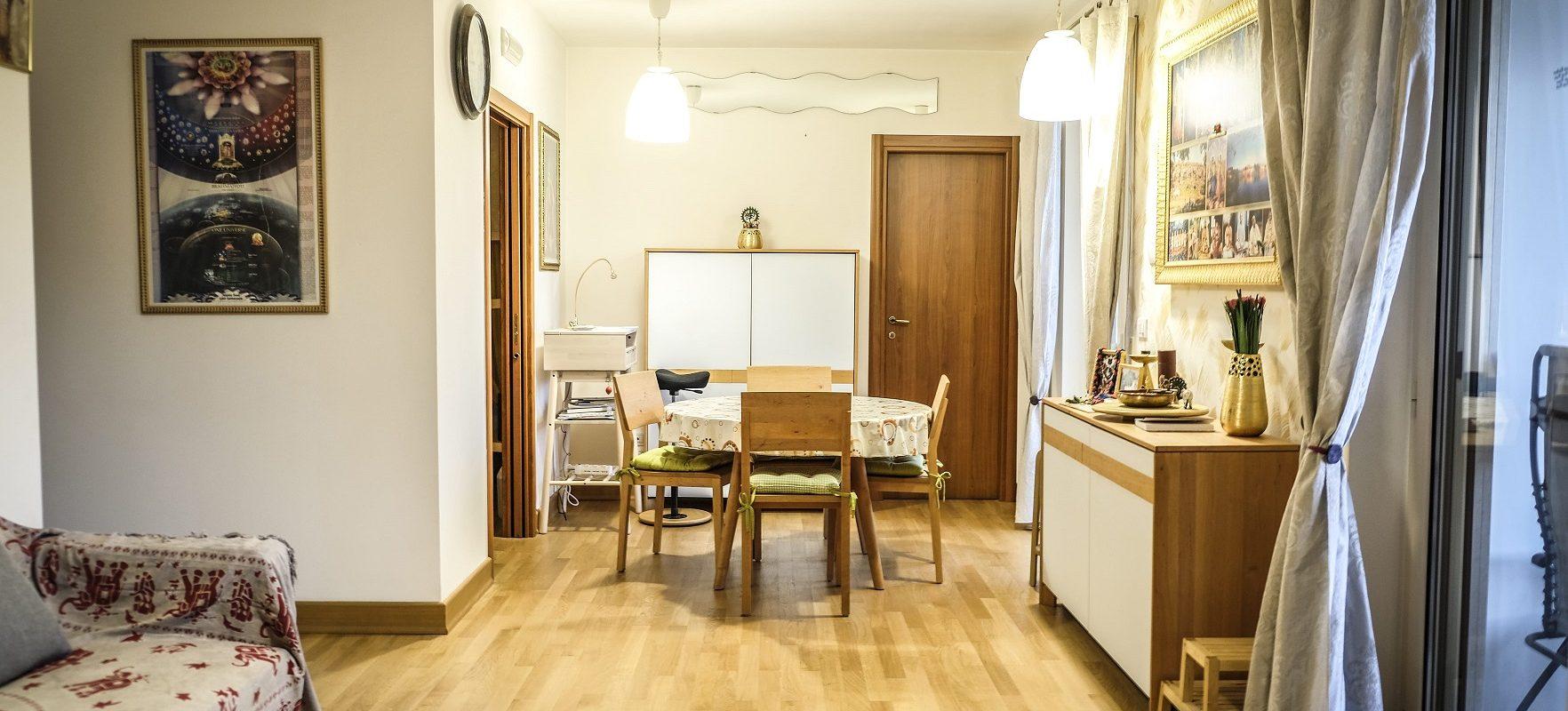 Appartamento 4 vani +doppi acc.