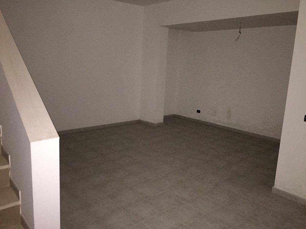 Appartamento a piano rialzato con tavernetta