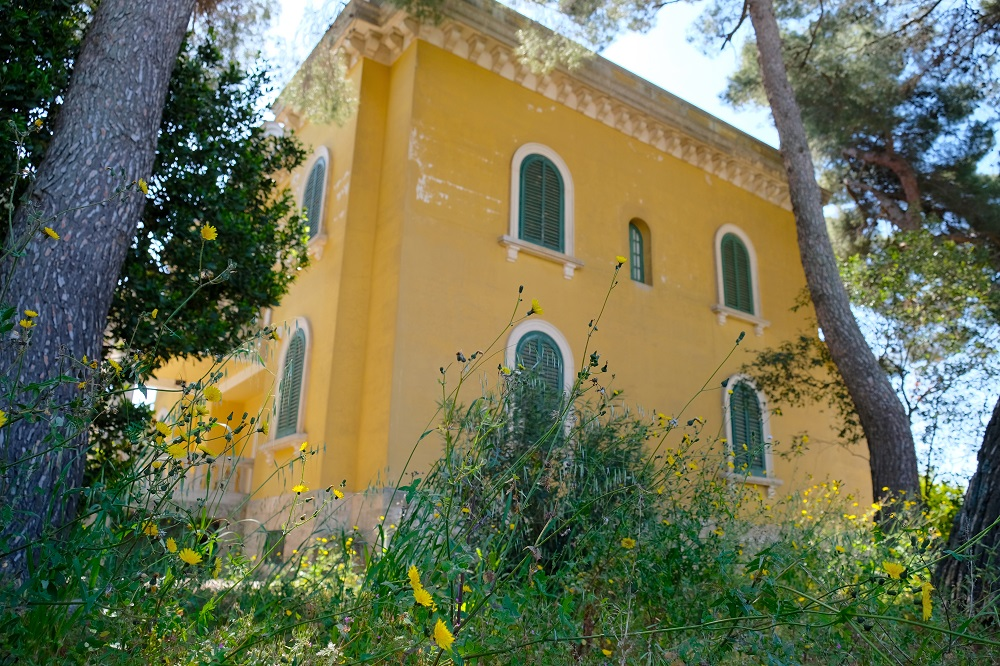 Villa storica immersa nel verde