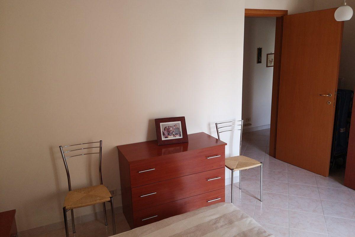 Appartamento di 4 vani + acc. in centro