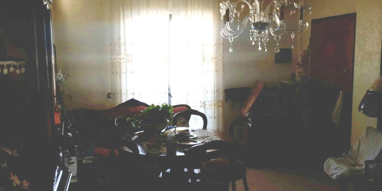 Appartamento al 2° piano di 3 vani + acc.