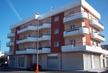 Appartamento al 3° piano di 3 vani + acc. #FC101