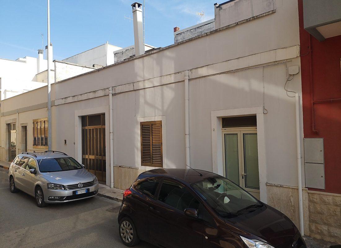 Casa indipendente in centro di 100 mq