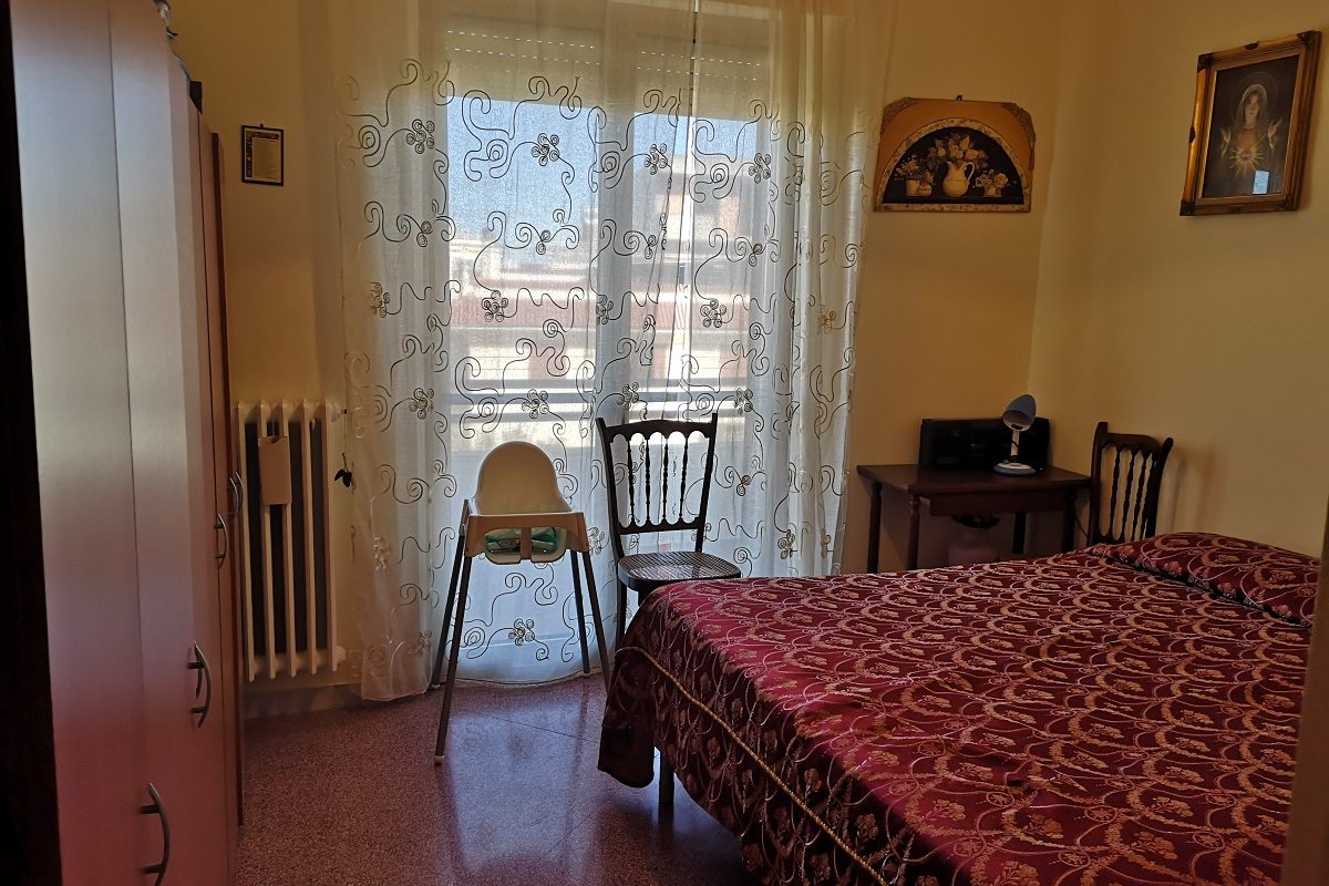 Appartamento di 3 vani + acc. con cantinola