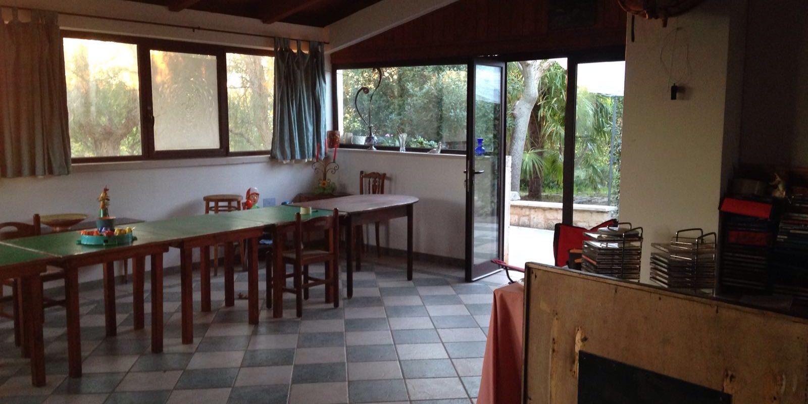 Villa in periferia